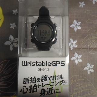EPSON - Wristable GPS SF-810B