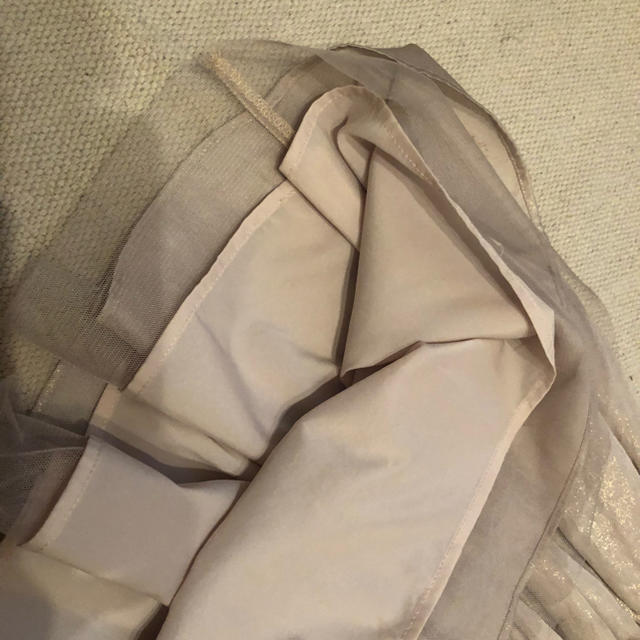 MERCURYDUO(マーキュリーデュオ)のマーキュリーデュオ❤️チュールラメスカート❤️MERCURYDUO レディースのスカート(ミニスカート)の商品写真