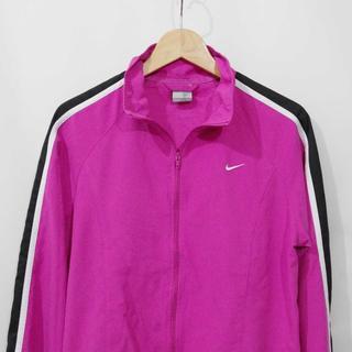 ナイキ(NIKE)のナイキ Nike ポリエステル ジャケットMe-1525/(ブルゾン)