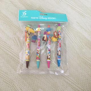 Disney - 7/8新商品 ボールペンセット チップとデール 夏祭り 縁日ディズニー