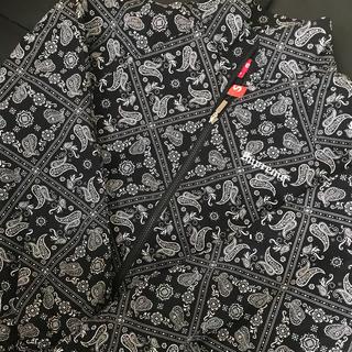 シュプリーム(Supreme)のS 早い者勝ち Supreme bandana track jacket(その他)