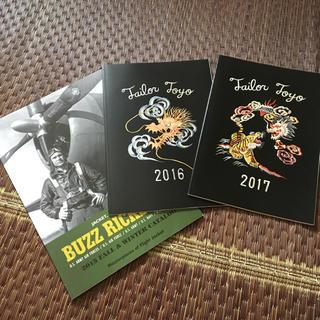 BUZZ RICKSON'S 東洋テーラー 2015 2016カタログ