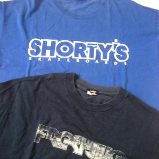 ショーティーズ(Shorty's)のスケートTシャツ セット(Tシャツ/カットソー(半袖/袖なし))