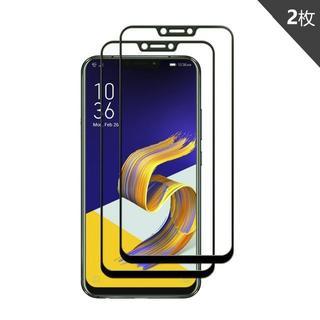 エイスース(ASUS)のASUS ZenFone 5 ZE620KL ガラスフィルム 液晶保護フィルム (保護フィルム)