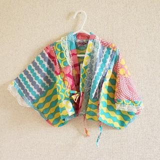 シマムラ(しまむら)の新品未使用 ベビー 甚平 95cm 3点セット(甚平/浴衣)