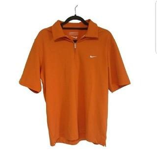 ナイキ(NIKE)のNIKEGOLF ナイキゴルフ ポロシャツ ハーフジップ 半袖  (ウエア)