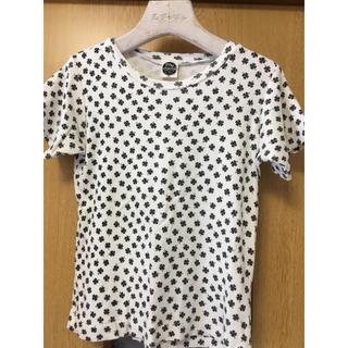 アチャチュムムチャチャ(AHCAHCUM.muchacha)のムチャチャ 90 Tシャツ クローバー♣︎ muchacha 男女(Tシャツ/カットソー)