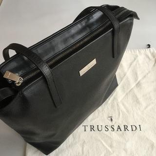 Trussardi - イタリア製 TRUSSARDI  トラサルディ ショルダーバッグ USED