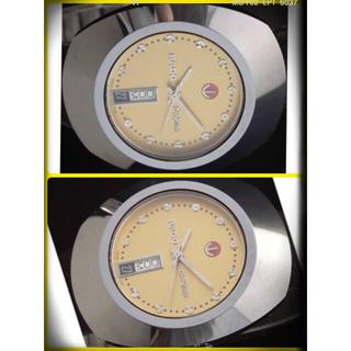 ラドー(RADO)の【 ラドー RADO ダイヤスター DIASTAR 自動巻 デイデイト メンズ】(腕時計(アナログ))