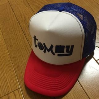 トミーヒルフィガー(TOMMY HILFIGER)の【レオ様専用】TOMMY  キャップ(キャップ)