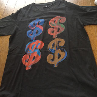アンディウォーホル(Andy Warhol)のアンディウオホールドルTシャツ(Tシャツ/カットソー(半袖/袖なし))
