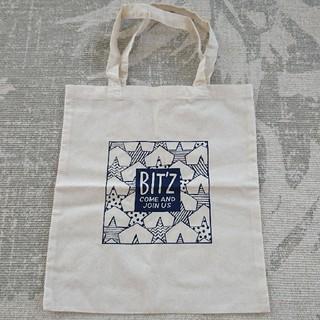 ビッツ(Bit'z)の【BIT'Z】布バッグ(エコバッグ)