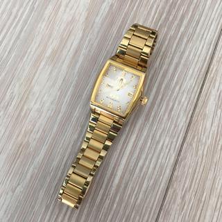 オリエント(ORIENT)の【オリエント】ゴールド腕時計(腕時計)