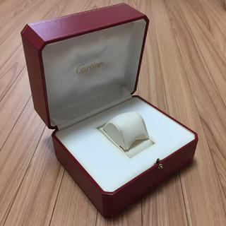 カルティエ(Cartier)のティアにゃん様 専用  カルティエ 時計ケース 空箱(腕時計)