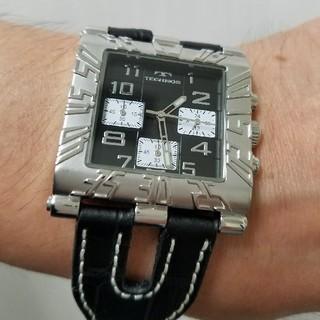 テクノス(TECHNOS)の男性腕時計/TECHNOS/新品使用(腕時計(アナログ))