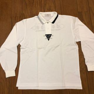 アダバット(adabat)の値下げ‼️⛳️adabat アダバット ポロシャツ レディース 白色(ポロシャツ)