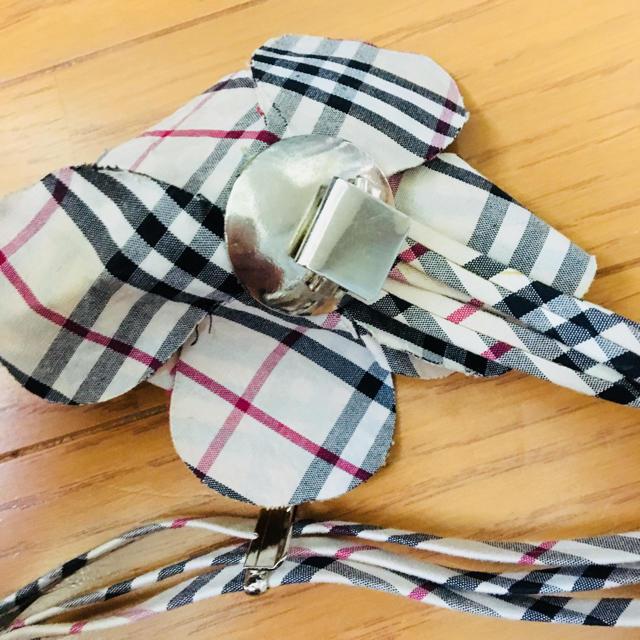 BURBERRY(バーバリー)のバーバーリー  お花 ベルト レディースのファッション小物(ベルト)の商品写真