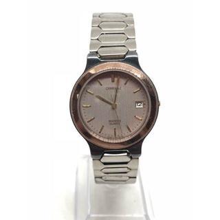 リコー(RICOH)の【RICOH】2959 メンズ クォーツ(腕時計(アナログ))