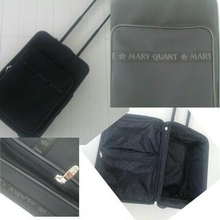 マリークワント(MARY QUANT)のマリークワントのキャリーバッグ(スーツケース/キャリーバッグ)