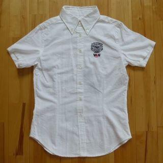 ヴァンヂャケット(VAN Jacket)の送料無料! VAN・BoatHouseコラボ 女性用ボタンダウンシャツ(M)(シャツ/ブラウス(半袖/袖なし))