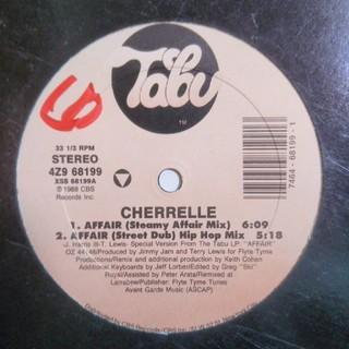 CHERRELLE(R&B/ソウル)