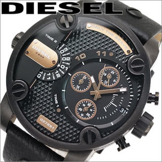 ディーゼル(DIESEL)のディーゼル DIESEL リトル ダディ 時計 腕時計 メンズ(腕時計(デジタル))