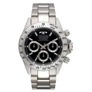 テクノス(TECHNOS)の[テクノス]TECHNOS 腕時計 メンズ クロノグラフ TGM615SB (腕時計(アナログ))