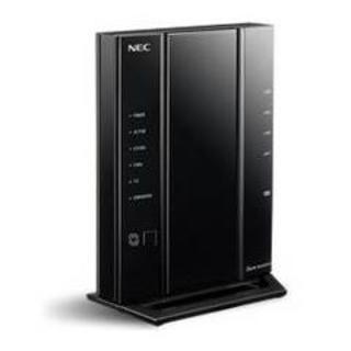 エヌイーシー(NEC)の無線LANルーター Aterm WG2600HP3 PA-WG2600HP3(PC周辺機器)