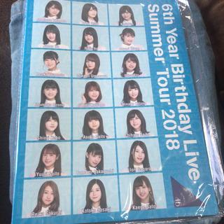 ノギザカフォーティーシックス(乃木坂46)の乃木坂46 クリアファイルホルダー(女性アイドル)