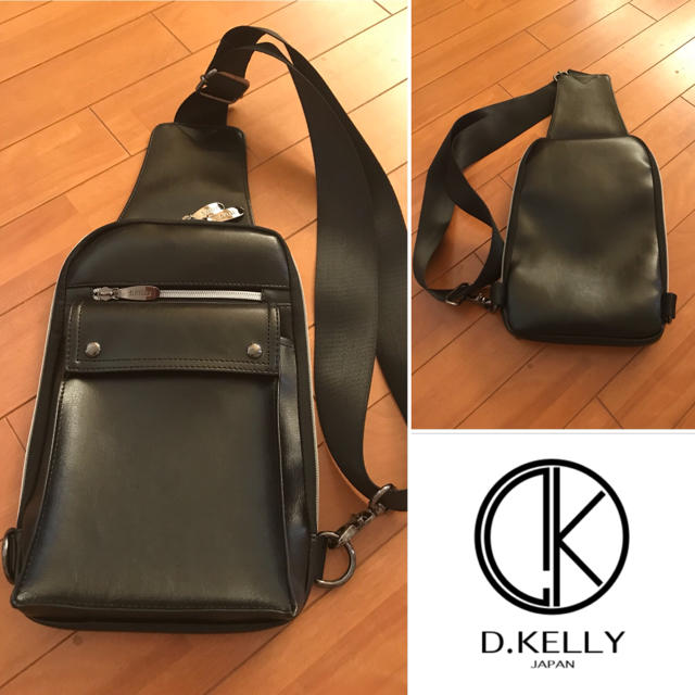 reputable site 07d75 2bd8c D.KELLY ボディバッグ | フリマアプリ ラクマ