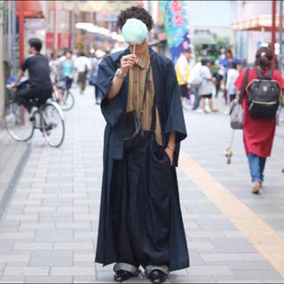 xxl古着羽織 (ロング)(その他)