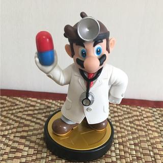 ニンテンドウ(任天堂)のドクターマリオ amiibo  アミーボ(ゲームキャラクター)