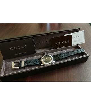 グッチ(Gucci)のGUCCI  腕時計  メンズ(腕時計(アナログ))