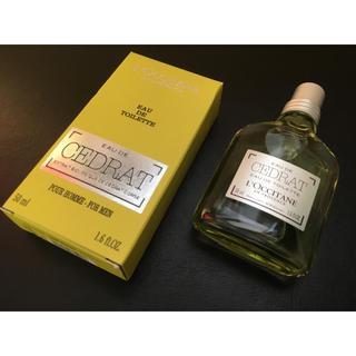 ロクシタン(L'OCCITANE)のまろ様専用(香水(男性用))
