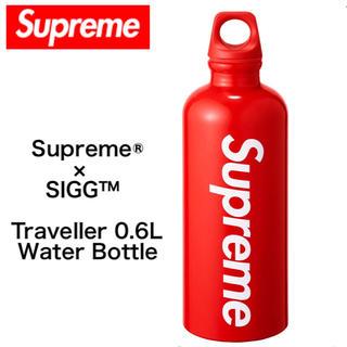シュプリーム(Supreme)の完売‼️ Supreme×SIGG ウォーター ボトル 新品/未使用 送料込み(タンブラー)