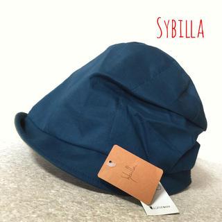 シビラ(Sybilla)のSybilla/シビラ/コットンキャスケット帽(キャスケット)
