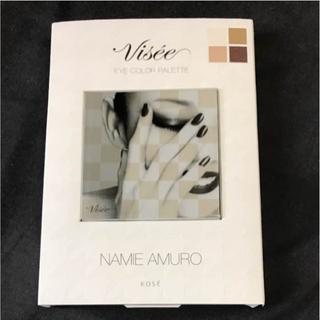 ヴィセ(VISEE)の安室奈美恵 アイシャドウ 01(アイシャドウ)