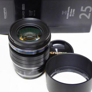 オリンパス(OLYMPUS)のodyさん専用 新品級 M.ZUIKO  ED 25mm F1.2 PRO(レンズ(単焦点))