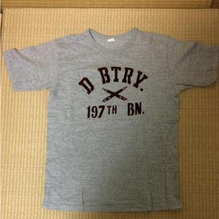 ウエアハウス(WAREHOUSE)のウエアハウス グレーサイズM(Tシャツ/カットソー(半袖/袖なし))