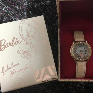 バービー(Barbie)のバービー☆時計(腕時計)