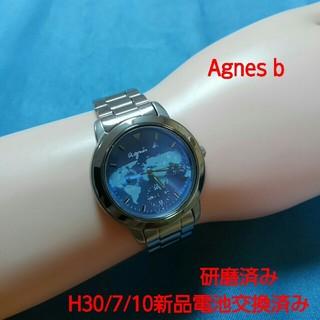 アニエスベー(agnes b.)のAgnes  b アニエスベー レディースアナログウォッチ(腕時計)