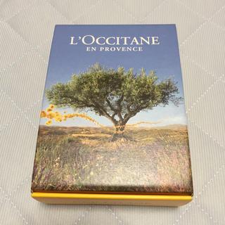 ロクシタン(L'OCCITANE)のロクシタン L'OCCITAN EN PROVENCE 空き箱 ギフトボックス(ラッピング/包装)