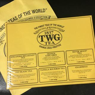 【未開封】TWG テイスター コレクション☕️(茶)