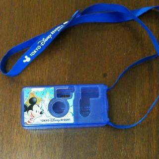 ディズニー(Disney)のディズニーリゾート☆使い捨てカメラケース(フィルムカメラ)