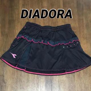 ディアドラ(DIADORA)の美品 DIADORA レディース M ミニ スカート スコート ゴルフ にも(ウェア)
