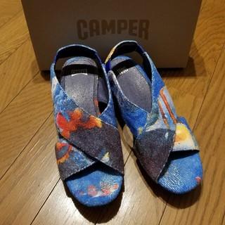 カンペール(CAMPER)のCAMPERサンダル38(サンダル)