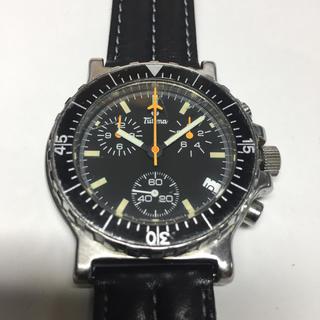 チュティマ(Tutima)のアンティーク TU T I MA クロノ 送料込み(腕時計(アナログ))