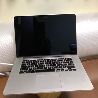 アップル(Apple)のx's 様専用 Macbook Pro late 2013 バッテリー交換済み(ノートPC)