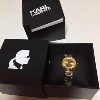 カールラガーフェルド(Karl Lagerfeld)のKARL LAGERFELDの腕時計(腕時計)