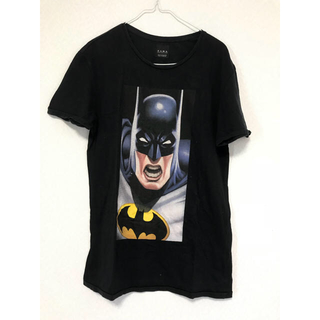 ザラ(ZARA)のZARA バッドマン Tシャツ(Tシャツ/カットソー(半袖/袖なし))
